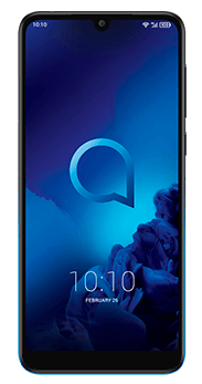 FRONTAL ALCATEL 3 2019 DUAL SIM NEGRO
