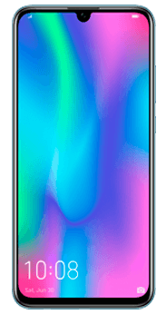 FRONTAL HONOR 10 LITE AZUL