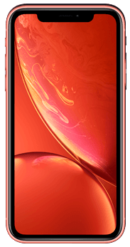 FRONTAL IPHONE XR CORAL