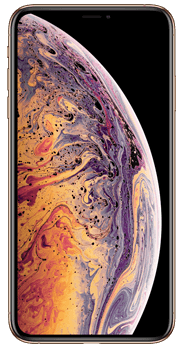 FRONTAL IPHONE XS MAX ORO