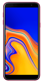 FRONTAL SAMSUNG GALAXY J4 PLUS ROSA